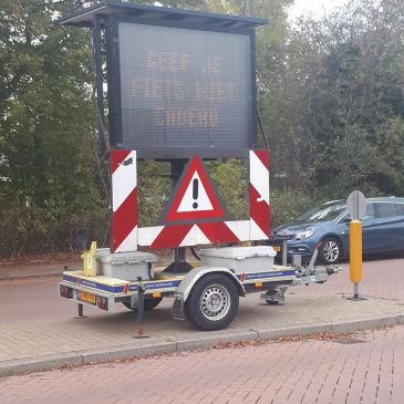 VVD dringt aan op cameratoezicht station Hoogkarspel