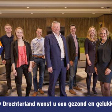 VVD Drechterland wenst u een mooi 2019!
