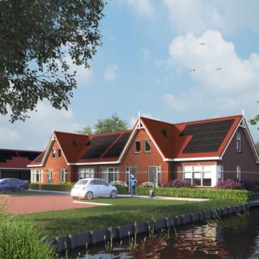 De VVD is verheugd voor extra woningbouw in meerdere dorpskernen van Drechterland