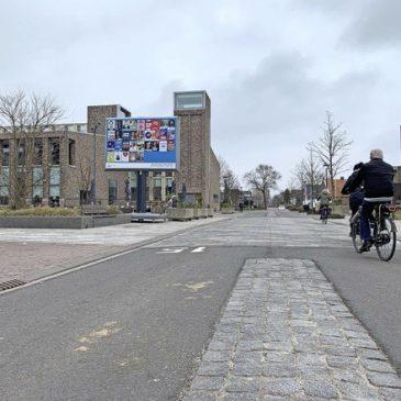 Kruispunt bij Streekweg en Raadshuisplein bij de Albert Heijn gaat aangepast worden!